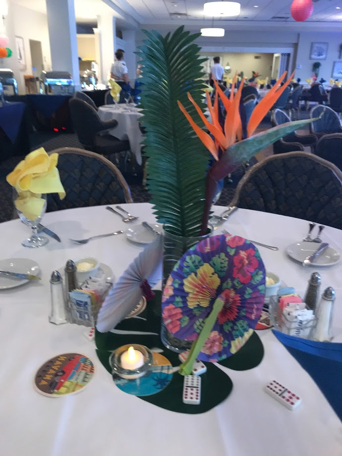 Special Events VYC Meeting Decor